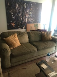 La-Z Boy Couch and Loveseat Set - good condition Pittsburgh, 15212