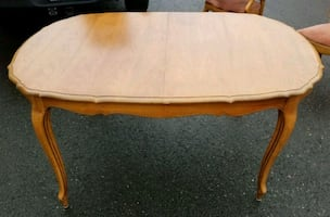 1962 Thomasville dining room table