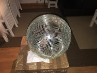 50cm disco reflecting mirror with motor Skien, 3737