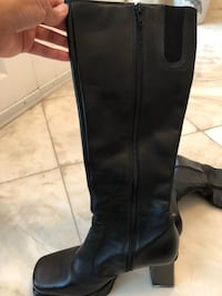 Nine West boots size 7 - like new Englewood Cliffs, 07632
