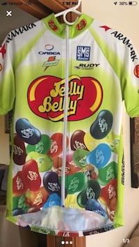 Men's bicycling jersey