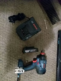 18V 1/2 Impact Wrench Anderson, 46016