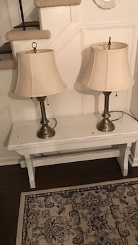 Antique finish $60 for two Richmond Hill, L4C