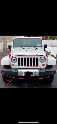 Jeep wrangler 2018 parts, bumpers , fenders New York, 10025
