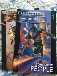 Ultimate X-Men (Vol. 1 and 2) Charlotte, 28277