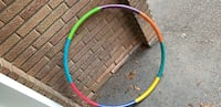 Fitness Weighted Hula Hoop Excercise Toronto, M2J 2X1