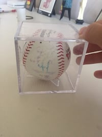 Signed Baseball Dearborn Heights, 48127