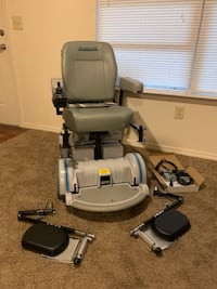 Hoveround Electric Wheelchair - MPV5