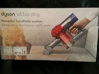 Dyson V6 Top Dog Handheld Richmond Hill, L4C 7T9
