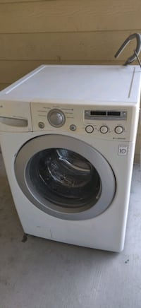 Washer, noisy when spinning, decided to get a new one.
