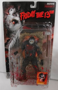 MINT CONDITION JASON FROM FRIDAY THE 13TH $60.00