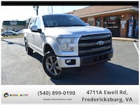 2015 Ford F-150 Lariat 4x4 SuperCrew 145-in Fredericksburg
