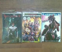 Group of comic books New Orleans, 70117