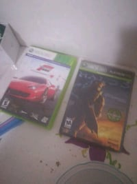 two Xbox 360 game cases Pitt Meadows, V3Y