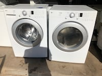 LG front load washer and dryer electric set  Phoenix, 85033