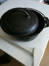 Griswold cast iron dutch oven no 6 Winchester, 22602