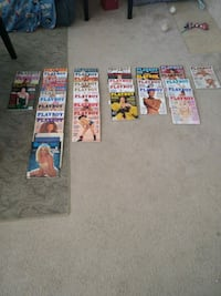 1990 to 1996 Playboy magazines. Victorville, 92392