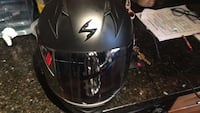 Motor sport motorcycle helmet Washington, 20020