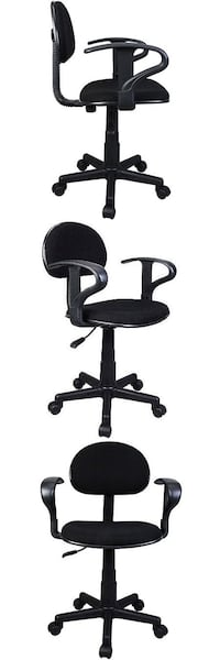 Student Task Chair with Arms, Black , SKU# 59127 2263 mi