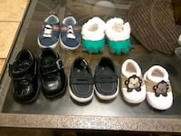 Size Nb -1 boy shoes Bakersfield, 93306