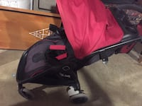 Safety first jogging stroller (step and Go) in good condition London, N5Y 4K5