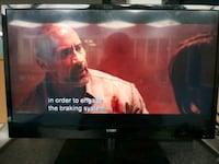 Coby 32 inch LED TV with 3 HDMI ports