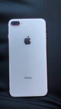 Rose gold 258 gigs iPhone 8 Plus  Jacksonville