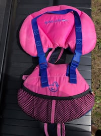 Baby/toddler life jacket