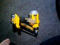 DeWalt cordless framing Nailer. Bnib never used 1 day old Edmonton, T5H