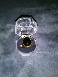 HANDSOME onyx RING