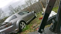 2004 Mazda RX-8 part out