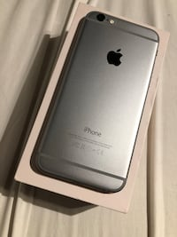 space gray iPhone 6 with box Gatineau, J8X 1R7