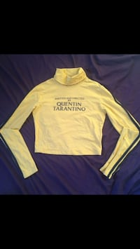 yellow and black crew-neck long-sleeved shirt San Diego, 92113