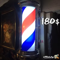 Barber Pole St Catharines, L2S 2A4