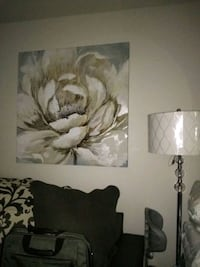 Flower Painting Qty of 2 $40 each