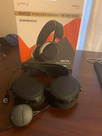 PC gaming headset steelseries Arctic 7 wireless