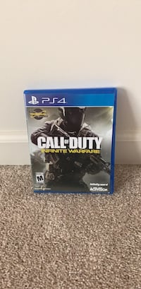 Call Of Duty Infinite Warfare( willing to negotiate) Ellicott City, 21042