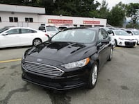 2018 Ford Fusion 2018 Ford Fusion - SE FWD langley