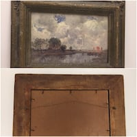 ANTIQUE PICTURE FRAME Markham