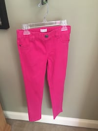 Girls size 10 pink pants Centreville, 20120