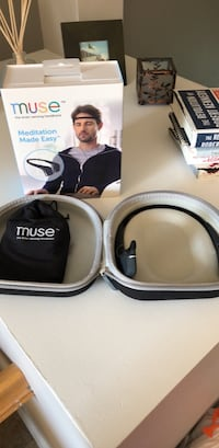 Muse meditation brain sensing headband & Case Woodbridge, 22192