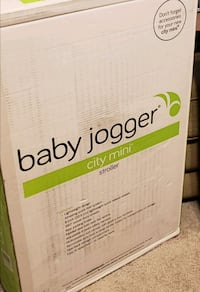 Baby jogger city Mini (new in box) Bronx