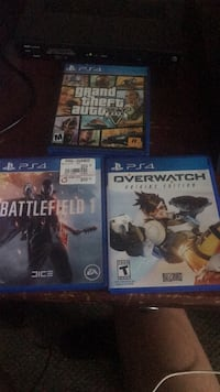 Ps4 games Rockledge, 32952