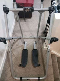 Elliptical walker