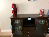 brown wooden cabinet with drawer Henrico, 23294