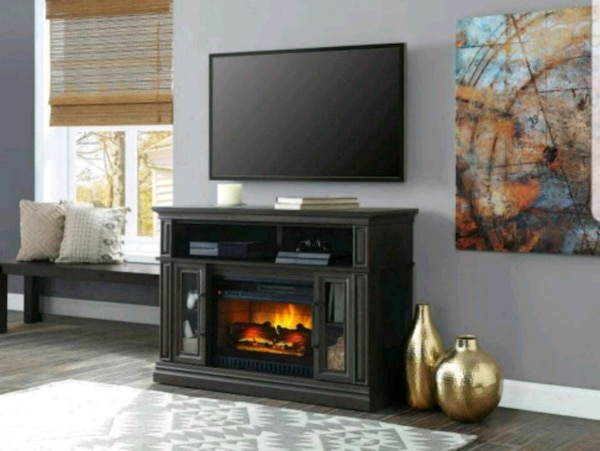 Used Luxury Electric Fireplace For Sale In Dallas Letgo