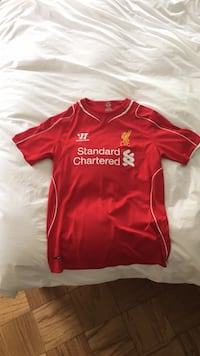 Liverpool FC 2014-15 Kit - Medium Washington, 20016