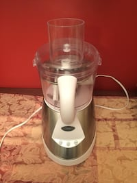 Food processor  Mississauga, L5N 8H6