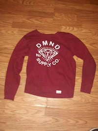 Womens diamond supply sweater  Des Moines, 50314
