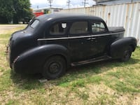1939 Nash for sale HALETHORPE